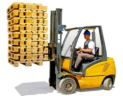 Pallet Vehicle