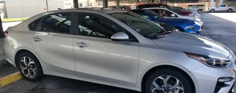 Budget Car Rental Experience